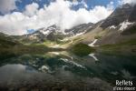 Lac alpin © Anne-Cécile Monnier