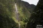 Cascade blanche, cirque de Salazie, Ile de la Réunion