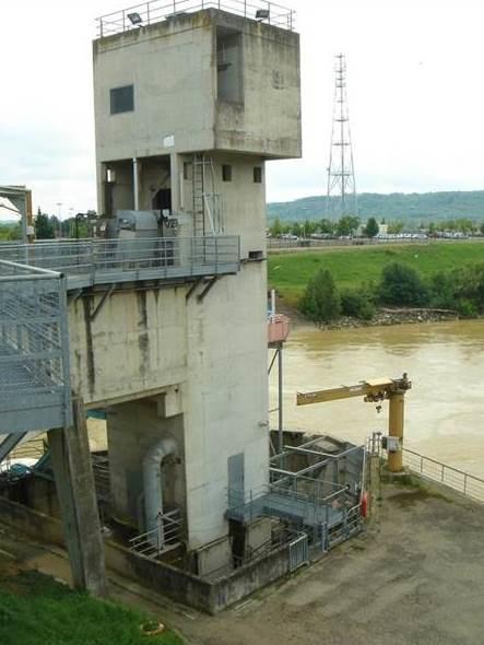 Ascenseur à poissons (La Garonne)
